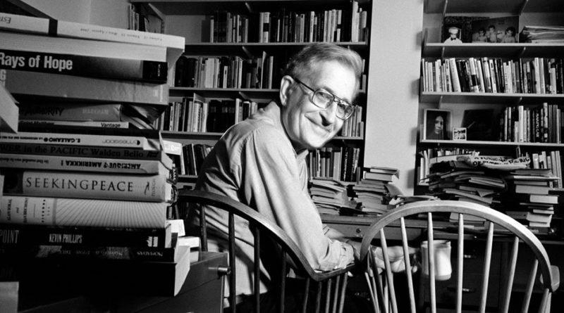 James Peck intervista Noam Chomsky